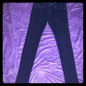 True Religion skinny jeans. S.27. Great condition.